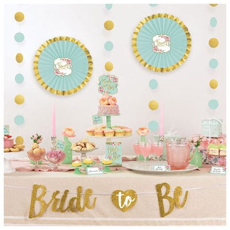 Wedding and Bridal 'Mint to Be' Deluxe Buffet Decorating Kit (23pc)](Davids Bridal Mint)