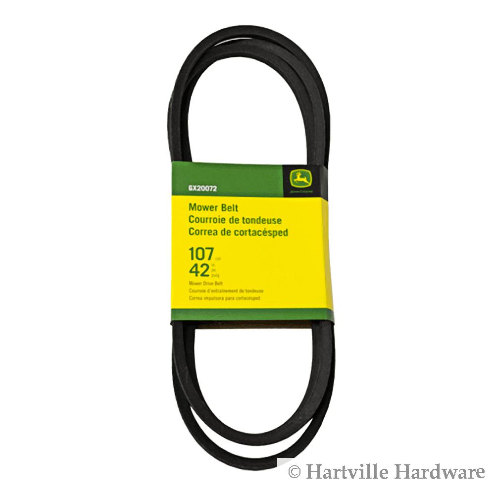 JOHN DEERE E16774 Replacement Belt