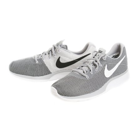 super popular 5744d f97cd Nike - Nike 921669-001  Tanjun Racer Wolf Grey Black White Men s ...