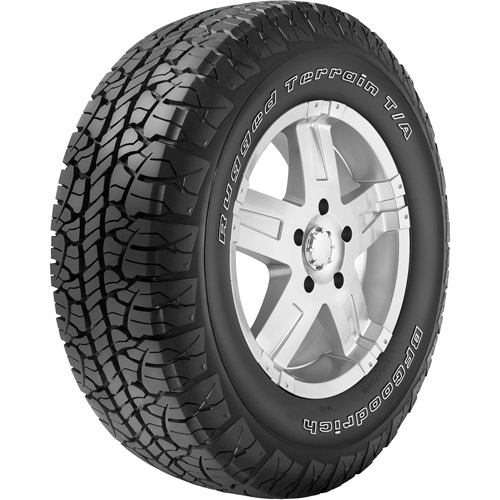 BFGoodrich Rugged Terrain T/A Tire P235/75R16/XL