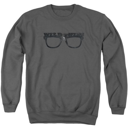 Major League Sports Comedy Movie Baseball Wild Thing Adult Crewneck Sweatshirt - Wild Thing Major League