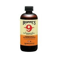 Hoppes No. 9 Gun Bore Cleaner Powder Solvent, 1 Quart