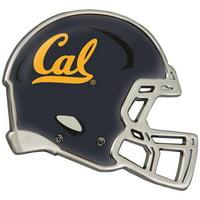 California Golden Bears Auto Emblem - Helmet