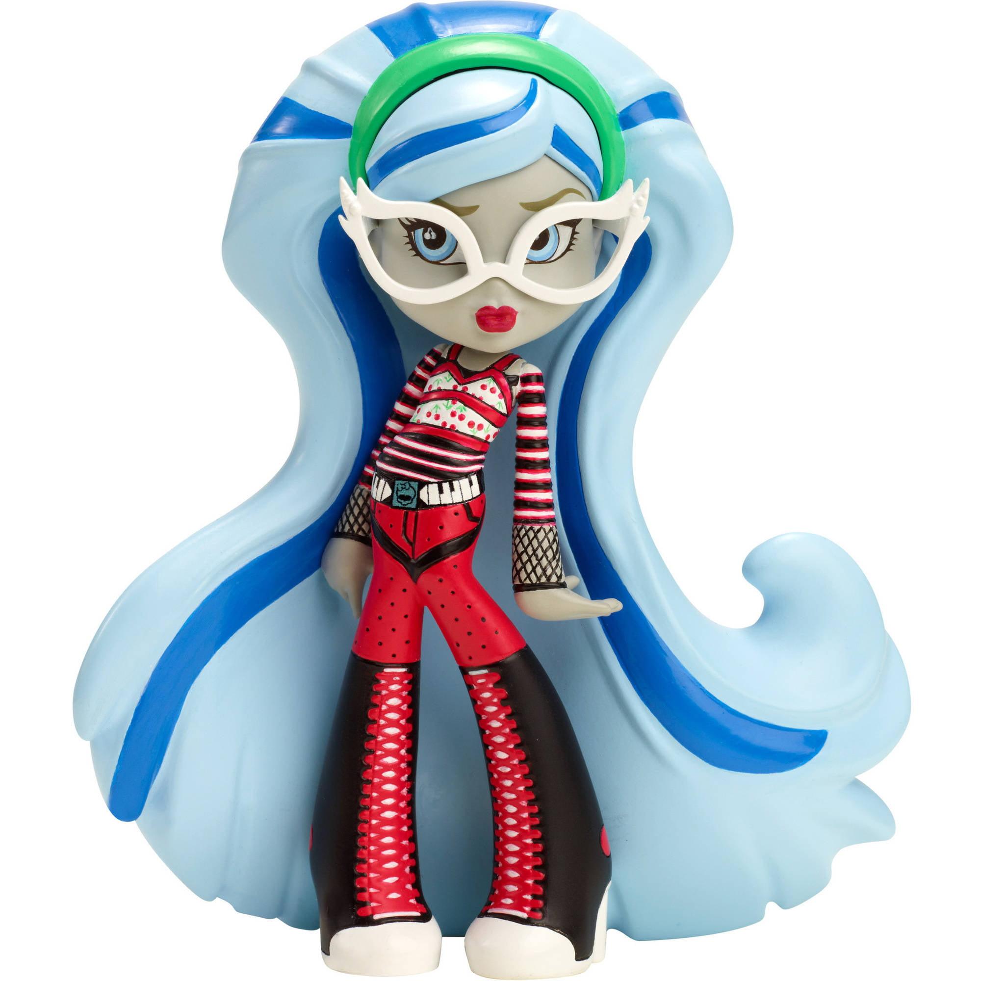 Monster High Vinyl Ghoulia Yelps Figure