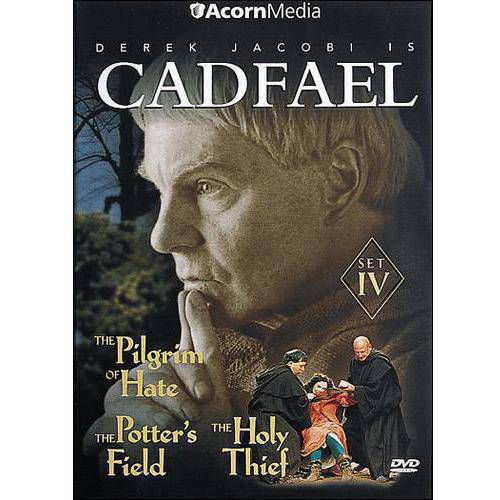 Cadfael: Set IV - The Pilgrim Of Hate / The Potter's Field / The Holy Thief