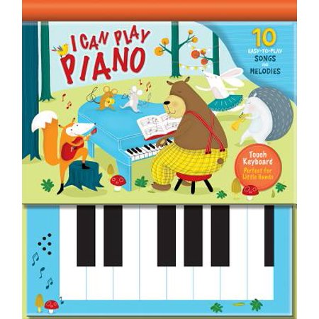 I Can Play Piano : 10 Easy-To-Play Songs and Melodies](Easy To Play Halloween Songs)