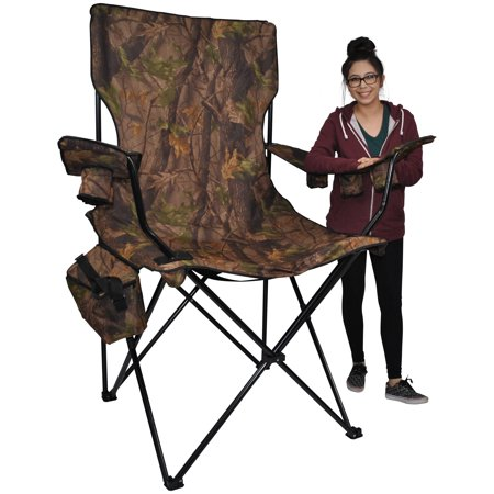 Giant Kingpin Folding Chair Chair With 6 Cup Holders