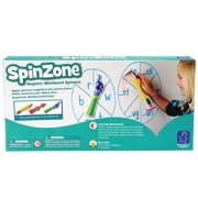 Educational Insights® SpinZone® Magnetic Whiteboard Spinners, Set of 3