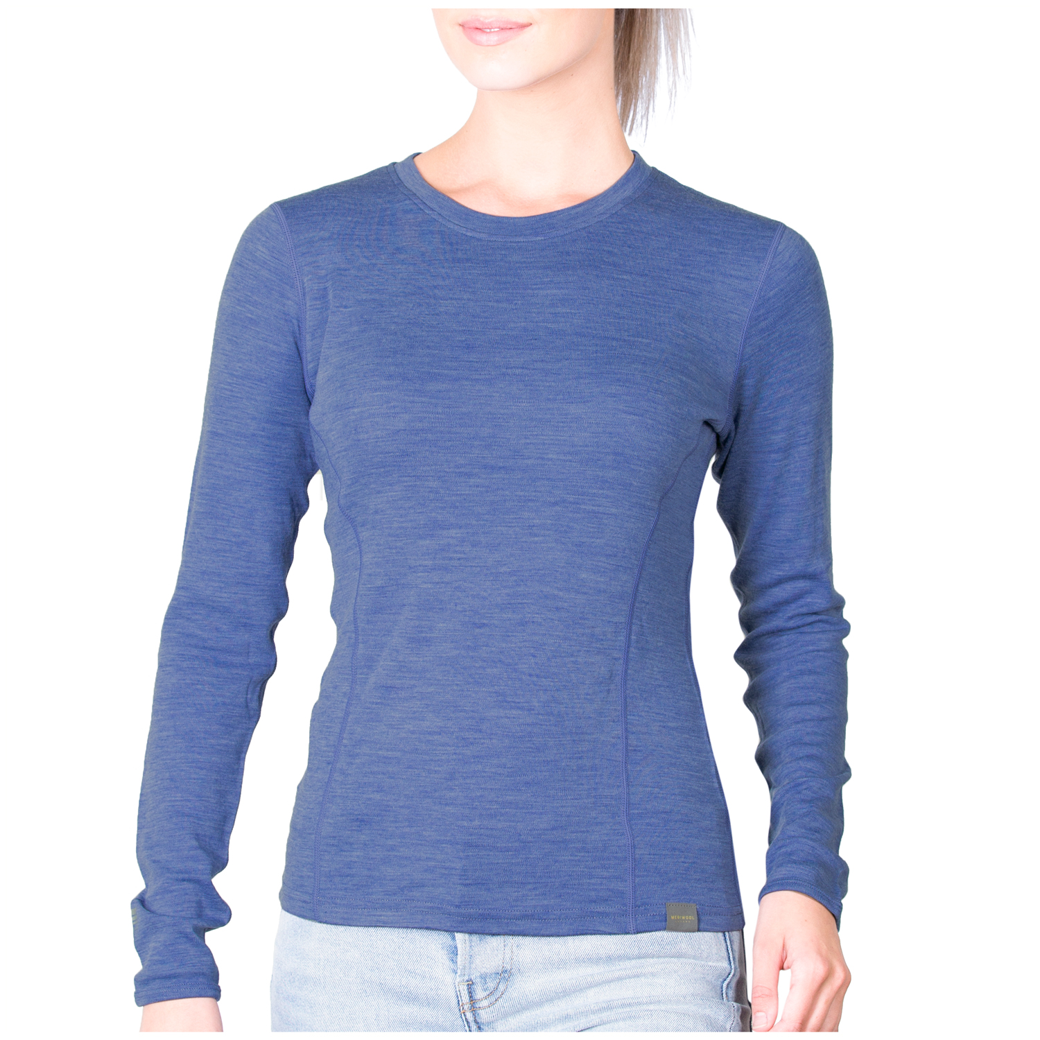 100/% Merino Wool T-Shirt for Womens Short Sleeve Base Layers Odor Resistance for Outdoor