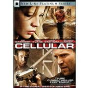 Cellular [DVD] by WARNER HOME VIDEO