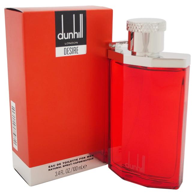 Alfred Dunhill Desire Eau de toilette Spray For Men 3.4 oz