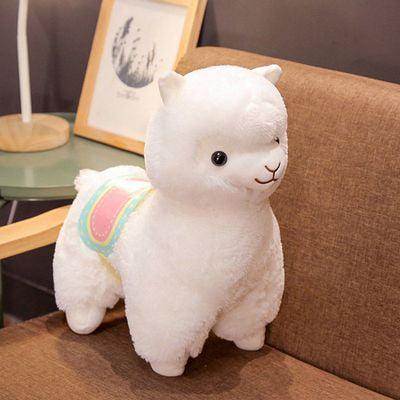 20/'/' Alpacasso Arpakasso Amuse Rainbow Stripe Llama Alpaca Stuffed Plush Doll