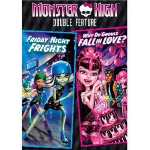 Monster High: Friday Night Frights / Why Do Ghouls Fall In Love? (Anamorphic Widescreen)