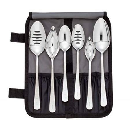 Mercer Culinary 7 Piece Plating Spoon Kit