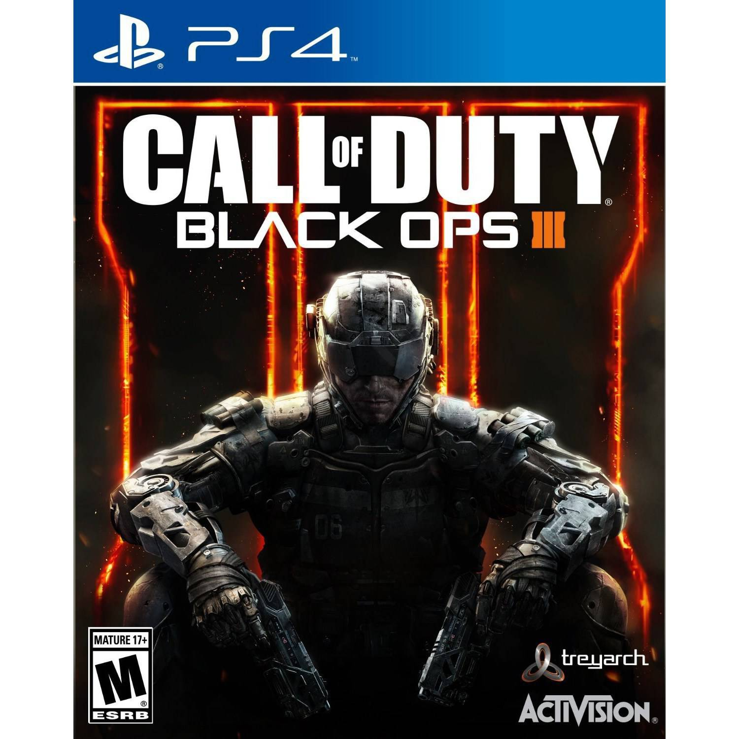 Call Of Duty Black Ops 3 (Playstation 4) Used by Treyarch