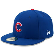 Chicago Cubs New Era Authentic Collection On Field 59FIFTY Fitted Hat - Royal