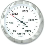 SeaStar Solutions Lido Fog-Free 10-65 MPH Speedometer Kit
