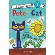 Pete the Cat and the Cool Caterpillar (Paperback)