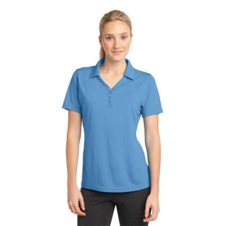 Sport-Tek® Ladies Posicharge® Micro-Mesh Polo. Lst680 Carolina Blue L - image 1 of 1