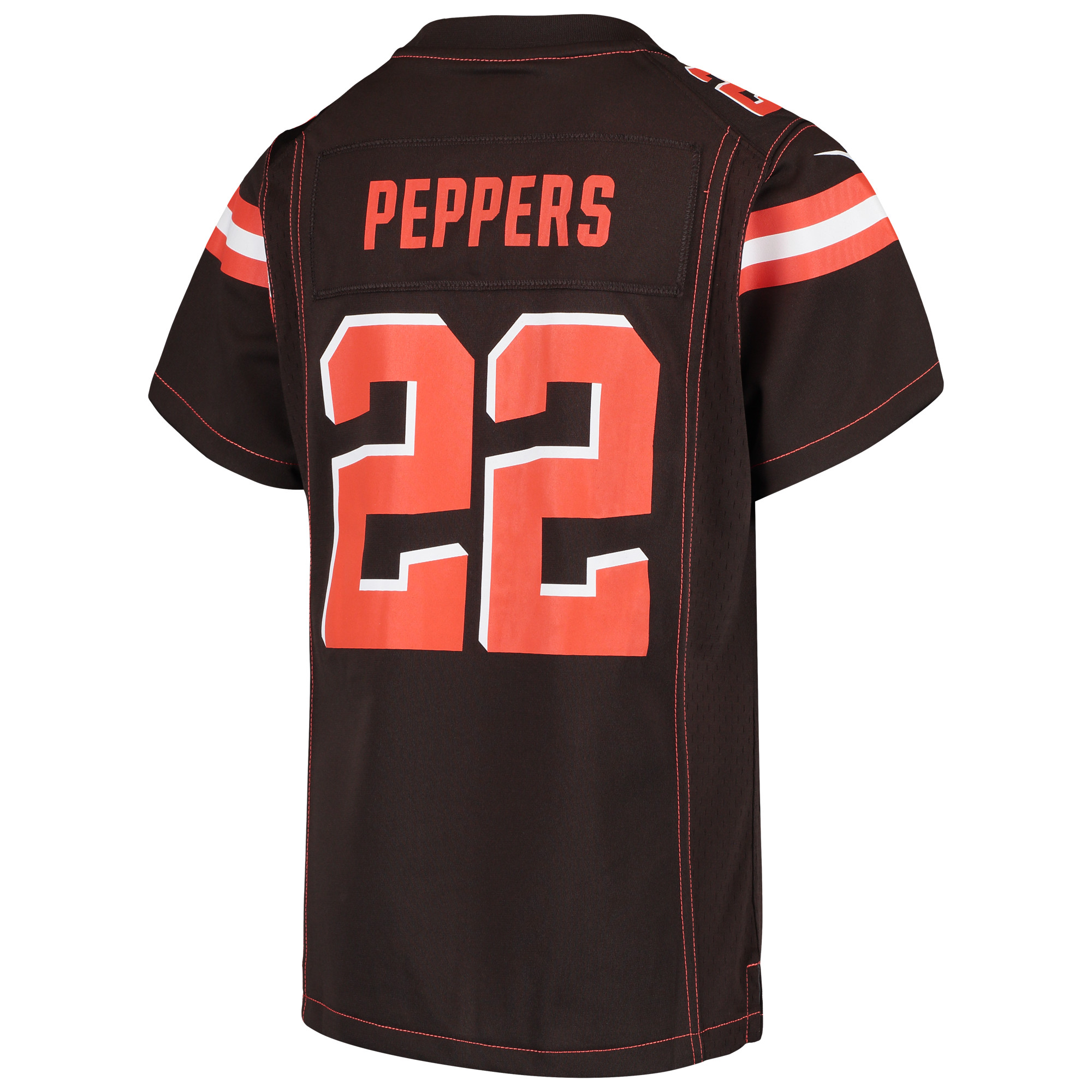 jabrill peppers cleveland jersey