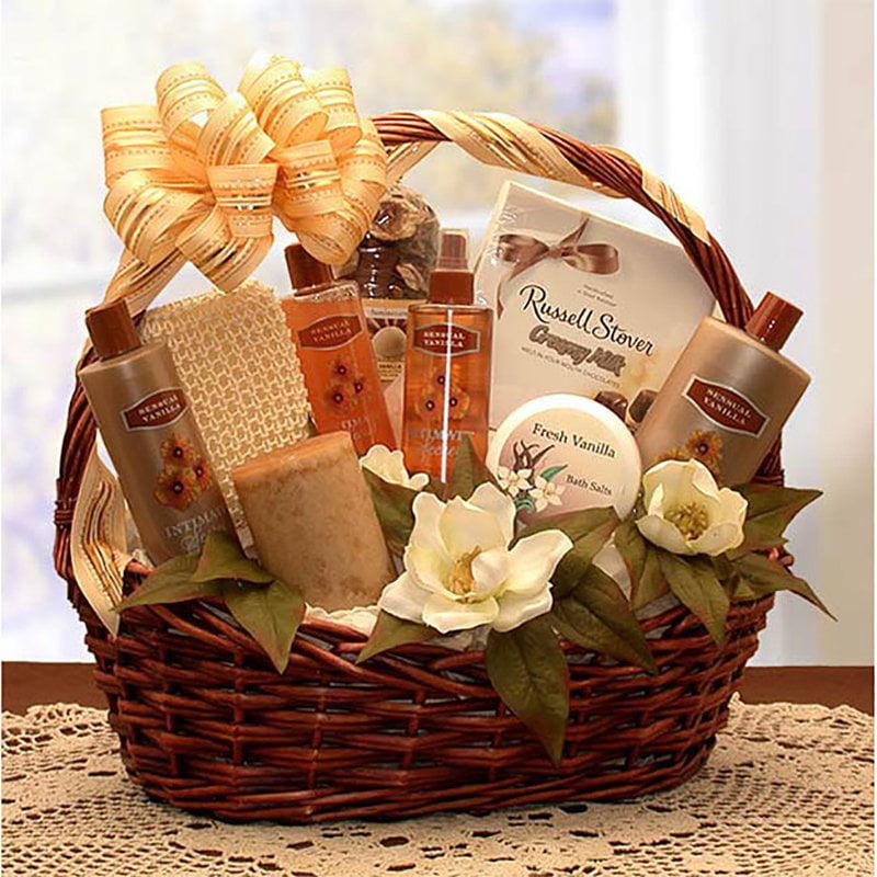 Essence of Luxury Bath Gift Basket