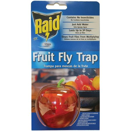 Raid Apple Fruit Fly Trap - Walmart.com