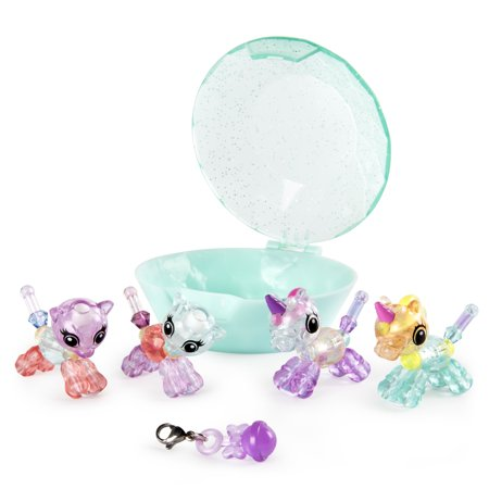 Unicorn Bracelet (Twisty Petz - Babies 4-Pack Kitties and Unicorns Collectible Bracelet Set for)