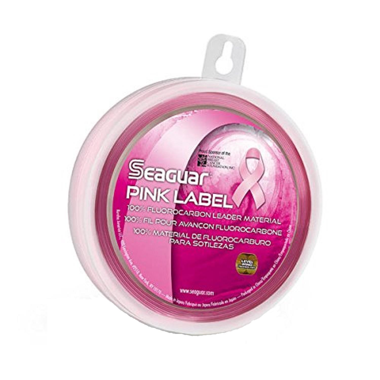 Seaguar Pink Label Fishing Line 25 100LB