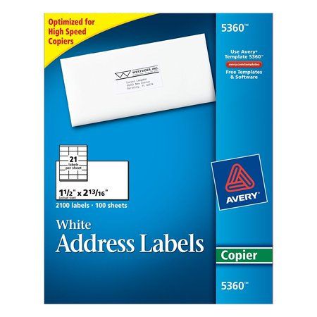 avery mailing labels template compare prices at nextag