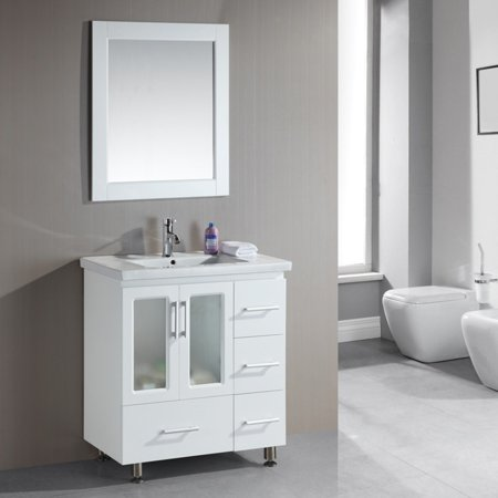Design Element B30-DS Stanton 32-in. Single Bathroom Vanity Set