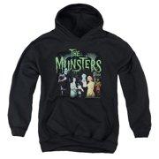 The Munsters 1313 50 Years Big Boys Pullover Hoodie