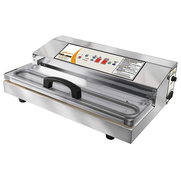 Weston PRO-3000 Stainless Steel Vacuum Sealer