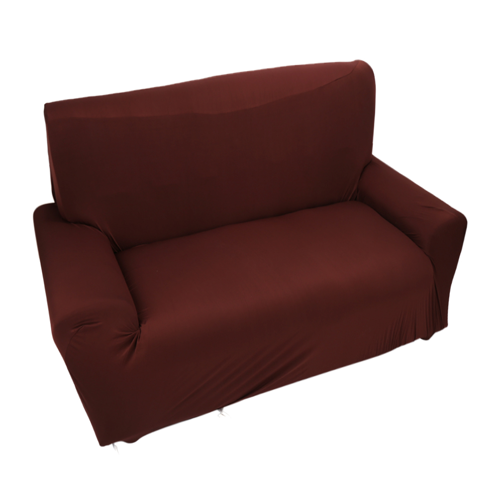 Otviap 7 Colors 2 Seater Polyester Loveseat Sofa Couch