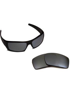 e26676027c Product Image GASCAN Replacement Lenses Black Iridium by SEEK fits OAKLEY  Sunglasses
