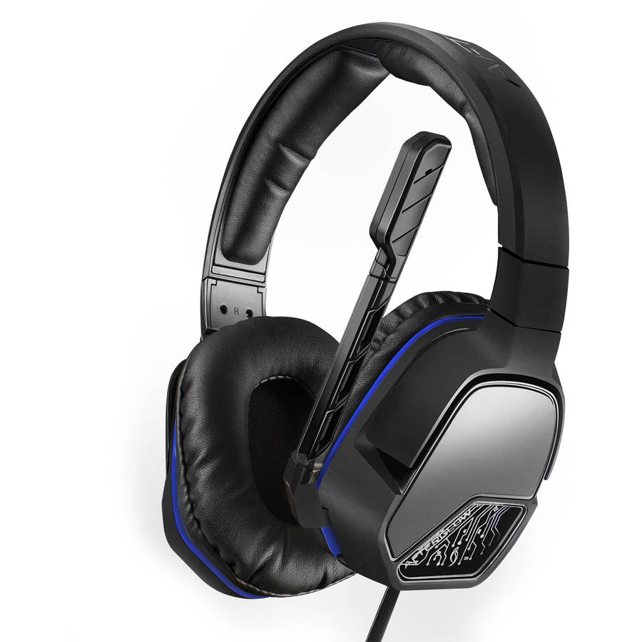 PDP Afterglow LVL 3 Wired Stereo Headset for PlayStation 4