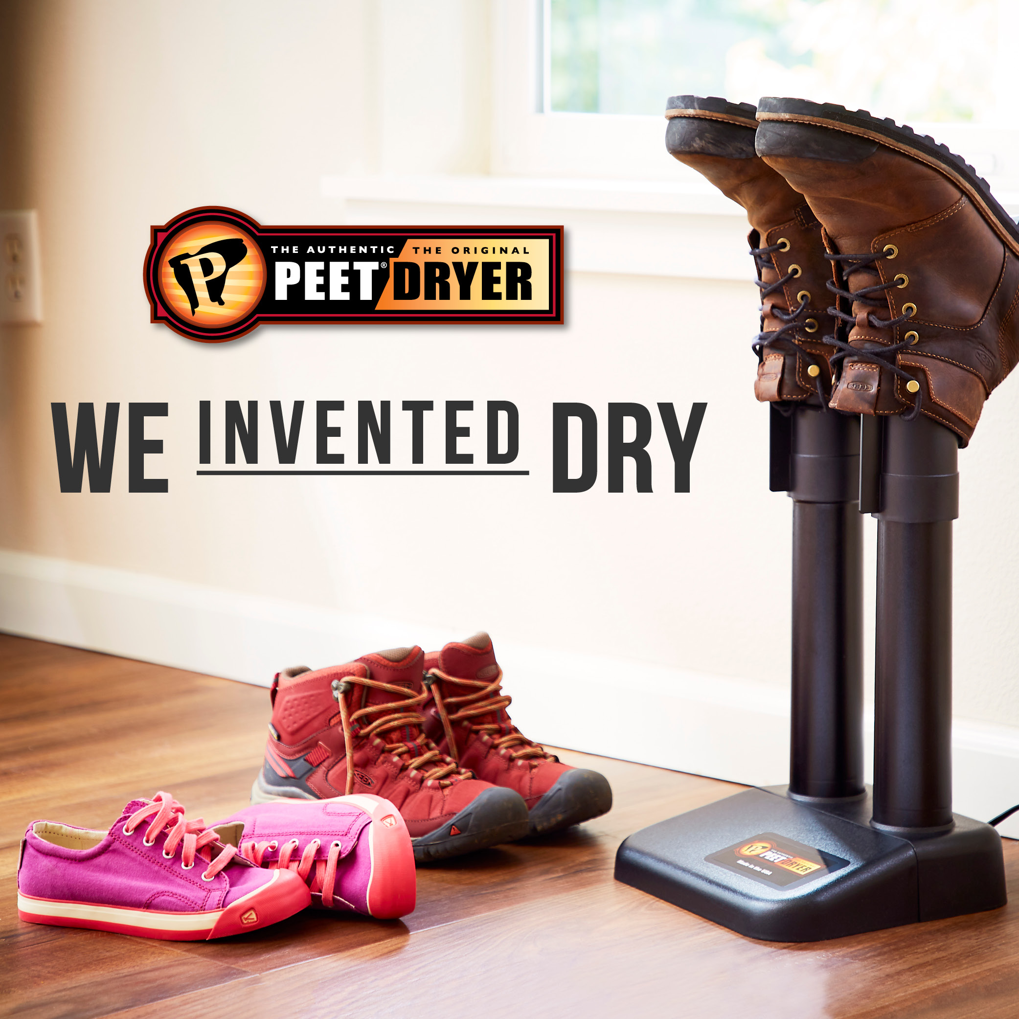 da8bde87fb41 PEET - Peet Electric Thermal Boot Dryer