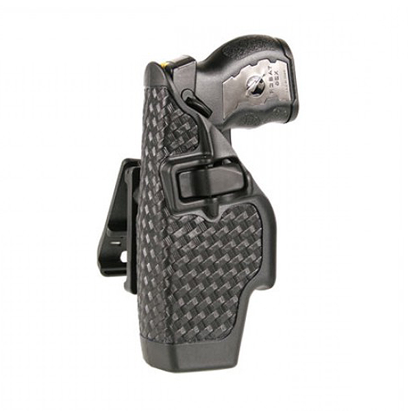 Blackhawk Taser X-26 Level 2 Duty Holster LH Blk Basketweave