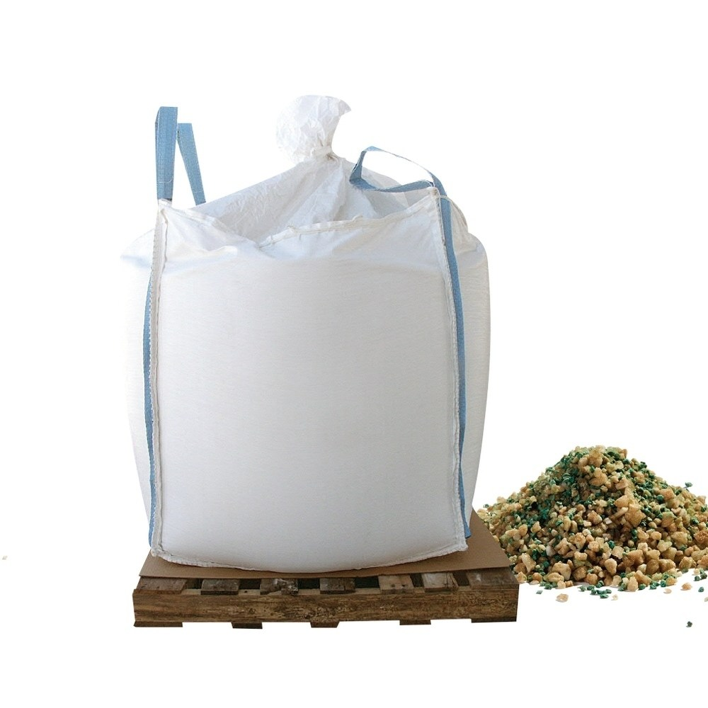 Bare Ground coated granular ice melt w/ traction granules (infused) (0063227222299) Size 2000 lb