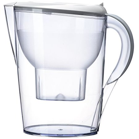 Alkaline Water Pitcher - Best for Instantly Filtered, Clean Water - 3.5 Liter Purifier & Alkalinity Filter