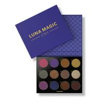 Luna Magic Eyeshadow Makeup Palette, 12 Colors