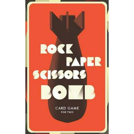Rock, Paper, Scissors, Bomb : Card Game