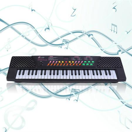 (54 Key Digital Keyboard Music Piano for Adults Or Children Beginners Electronic W/Mic Organ On Sale)