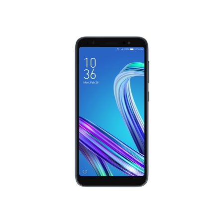 ASUS - ZenFone Live with 16GB Memory Cell Phone (Unlocked) - Midnight Black