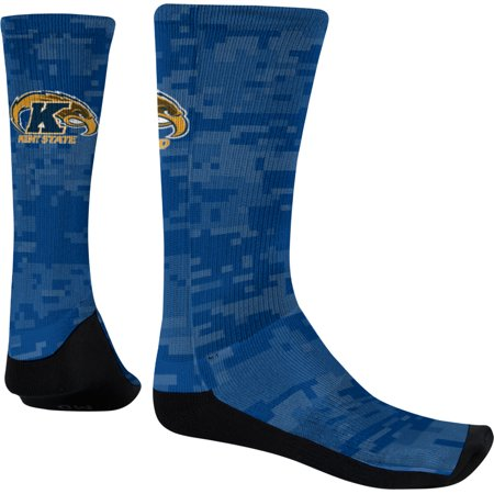 Men's Kent State University Digital Sublimated Socks (Apparel)