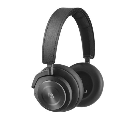 Bang & Olufsen Beoplay H9i Wireless Bluetooth Over-Ear Headphones with Active Noise Cancellation, Transparency Mode and Microphone – Black -