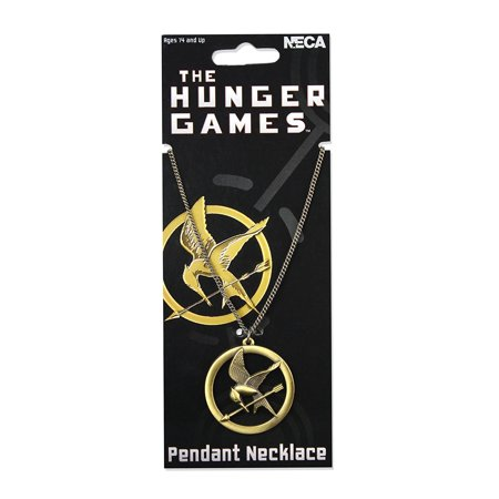The Hunger Games Necklace Pendant Necklace -
