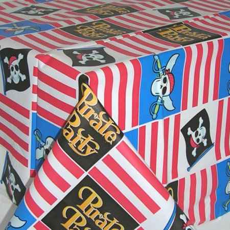 Pirate Party Table Cover (1ct)
