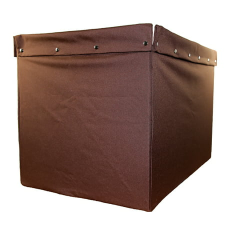 American Supply Full Replacement Laundry Hamper Truck Bag / Liner for Forbes Industries Cart (12 Bushel 22