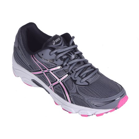 Asics Women's Gel-Vanisher Carbon/Black/Pink Glow/Paradise Green -  Walmart.com
