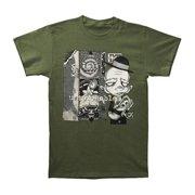Korn Men's  Kornoir '02 Tour T-shirt Green
